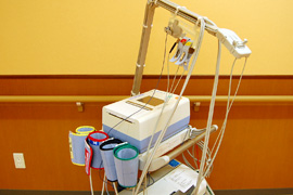 動脈硬化検査(CAVI/ABI検査)